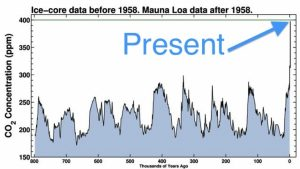 CO2 history